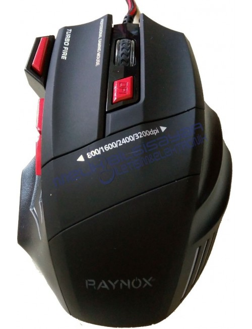 RAYNOX RX-7 GAMİNG OYUN MOUSE